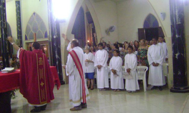 Celebración de Santa Rita