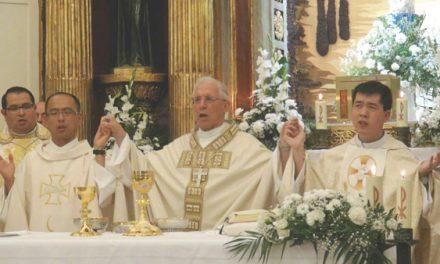 La ordenación sacerdotal de Guillermo y Francisco culmina la gesta misional de los agustinos recoletos en China