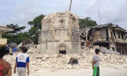 Valiosas joyas del patrimonio recoleto han quedado destruidas por el terremoto