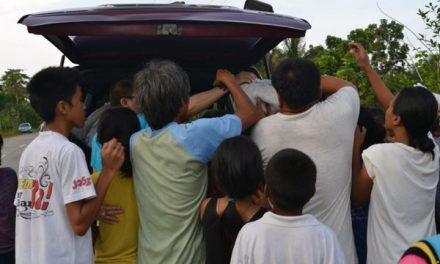 Los agustinos recoletos abren una cuenta bancaria para recaudar fondos destinados a las víctimas del terremoto de Filipinas