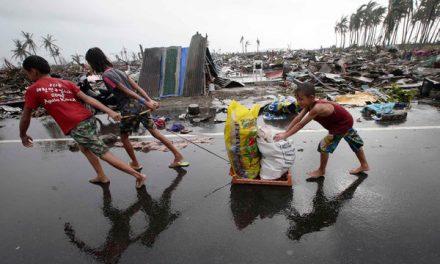 Los agustinos recoletos piden ayuda urgente para socorrer a las víctimas del tifón Haiyan