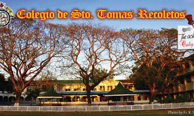 Colegio Sto. Tomas – Recoletos