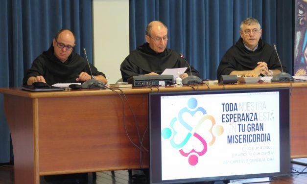 Apertura del 55º Capítulo General de la Orden de Agustinos Recoletos