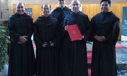 Homenaje en el Capítulo General al Venerable Siervo de Dios Monseñor Alfonso Gallegos