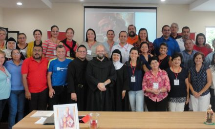 Enrique Eguiarte ha impartido nuevos cursos de capacitadores para dar ejercicios agustinianos y talleres de oración en México y Costa Rica