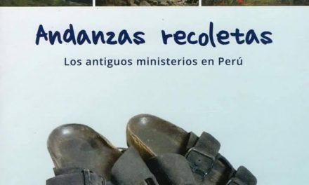 """Monseñor Emiliano Cisneros presenta el libro """"Andanzas recoletas"""" sobre los ministerios agustino recoletos de Perú"""