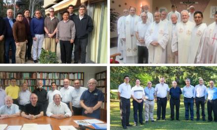 Comienzan las reuniones interprovinciales con vistas a la reestructuración de la OAR