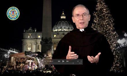 El prior General de la OAR nos invita en su mensaje de Navidad a construir con esperanza un nuevo mundo de justicia y paz