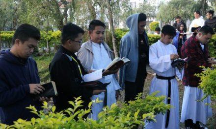 Los formandos de Filipinas debaten sobre los desafíos de la nueva evangelización
