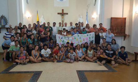 Los jóvenes agustinos recoletos (JAR) de misión en Argentina