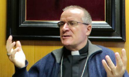 "Mons. Santiago Sánchez: ""La gran oferta del carisma agustino recoleto es la vida comunitaria"""