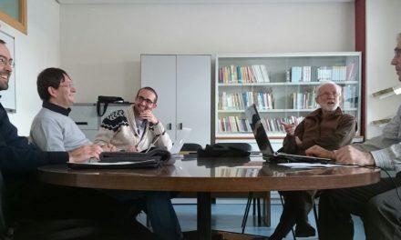 Reunión de responsables de educación del área de España