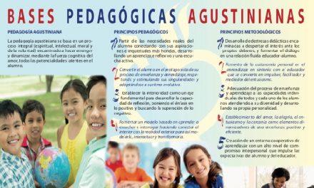 ¿Qué son las bases pedagógicas agustinianas?