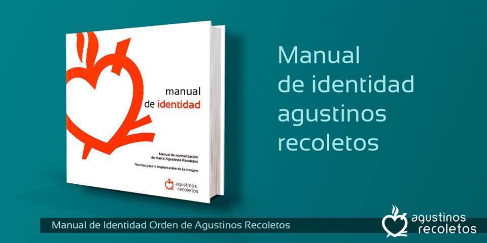 Nuevo manual de identidad de la Orden de Agustinos Recoletos
