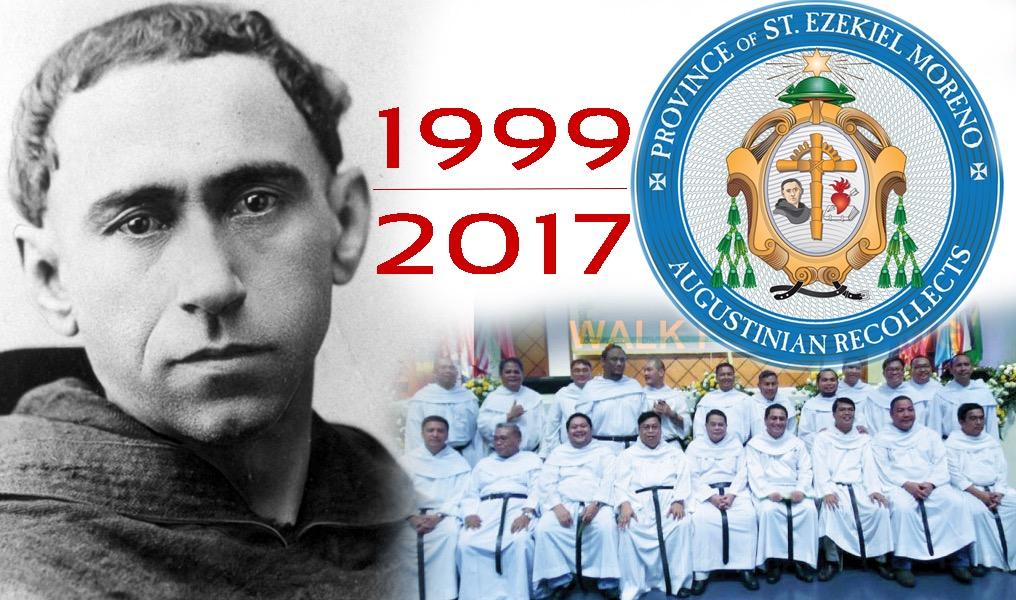 La Provincia de San Ezequiel Moreno celebra su 18º aniversario