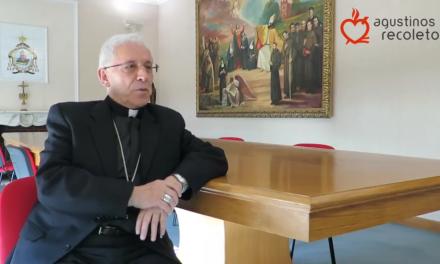 """Mons. Eusebio Hernández Sola: """"Hay que buscar remedios para las dificultades que pasa hoy la vida consagrada"""""""