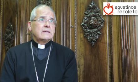 """Mons. Mario Alberto Molina, OAR: """"Somos una Iglesia evangelizadora y esto exige de nosotros ser comunidad evangelizadora"""""""