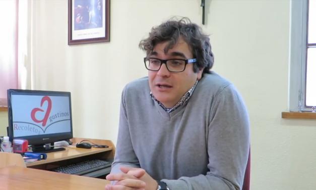 """Sergio Almenzar, director pedagógico del Colegio Sgdo. Corazón de Guadalajara: """"Los alumnos son los protagonistas de la educación"""""""