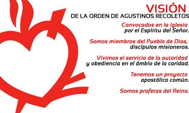 Proyecto Vida y Misión de la Orden de Agustinos Recoletos