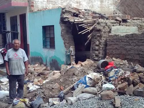 Un equipo de Haren Alde Perú y de la Familia Agustino-Recoleta llega a Chiclayo para coordinar las ayudas