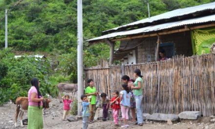La lluvia que aterrorizó Los Porongos (Perú)