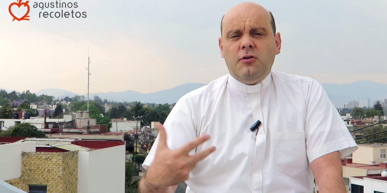 """Fr. Javier Acero, vicario de México y Costa Rica de la OAR: """"La clave para la Orden es el trabajo en red"""""""