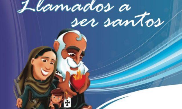 """""""Llamados a ser santos"""", Semana Vocacional 2017"""