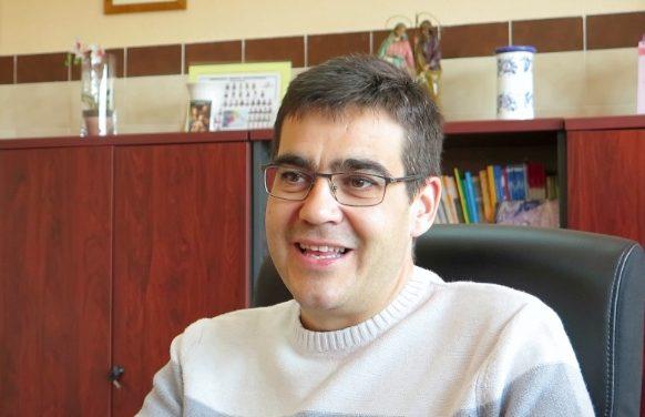 """Fr. Nicolás Caballero: """"Los jóvenes, aunque ellos no lo sepan, son buscadores de verdad"""""""
