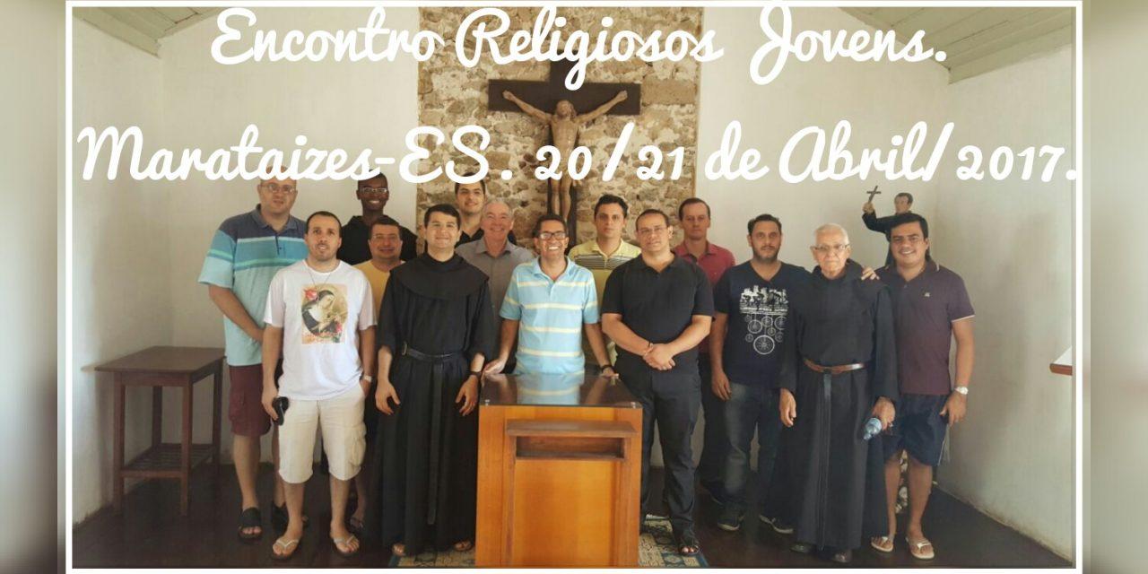 Religiosos con menos de 10 años de profesión solemne se reúnen en Brasil para compartir su experiencia de vida religiosa