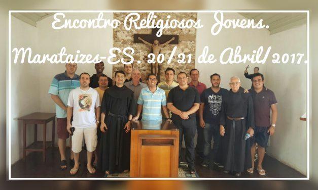Religiosos com menos de 10 anos de profissão solene se reúnem no Brasil para compartilhar sua experiência de vida religiosa