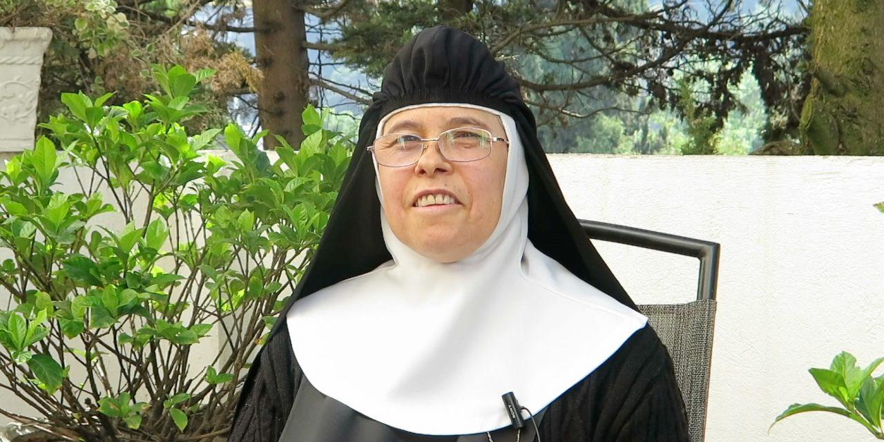 """Sor Rosa María Mora Correa, Madre federal de las agustinas recoletas de México: """"Es necesario salir del monasterio para llevar a cabo la promoción vocacional"""""""