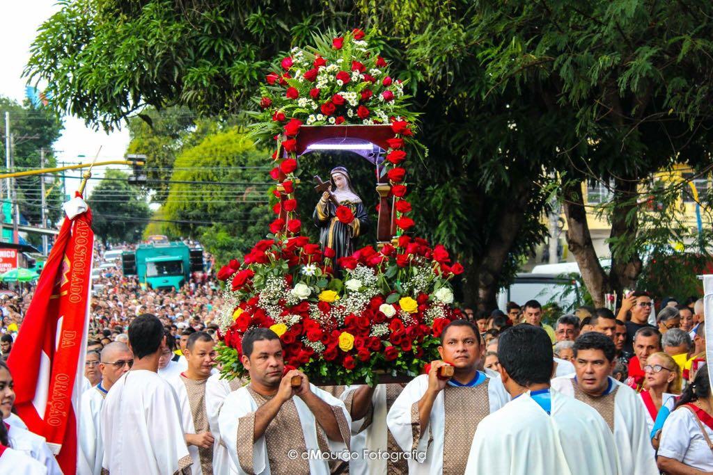 La Orden celebra a Santa Rita y su devoción supera todas las fronteras