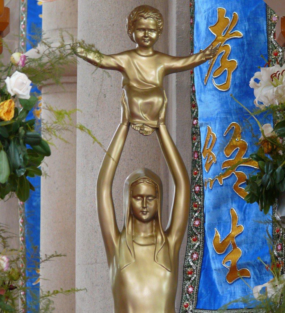 24 de Mayo, Día de Oración por la Iglesia de China