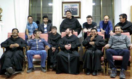 La vida de la OAR y de la Iglesia vista por los jóvenes del teologado Ntra. Sra. del Buen Consejo de Monachil