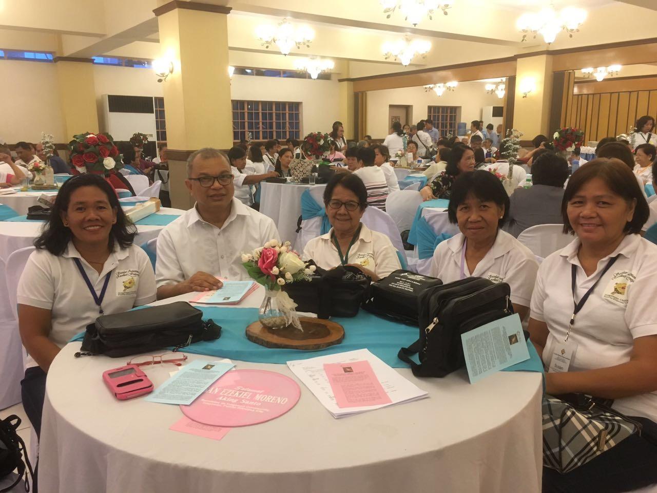 La Asociación de Madres Cristianas Santa Mónica inicia su implantación en las comunidades de Filipinas