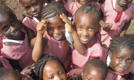 La ONGD Haren Alde vuelve a Sierra Leona con un proyecto de construcción de una nueva escuela