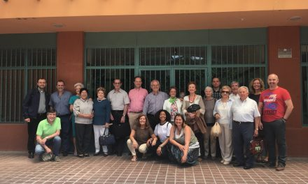 Haren Alde celebra su Asamblea ordinaria anual y agradece a Manuel Fernández sus nueve años de presidencia