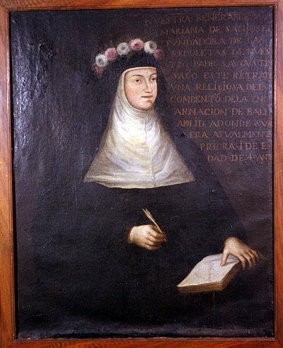 Documental sobre la Madre Mariana de San José fundadora de las Agustinas Recoletas (1568-1638)