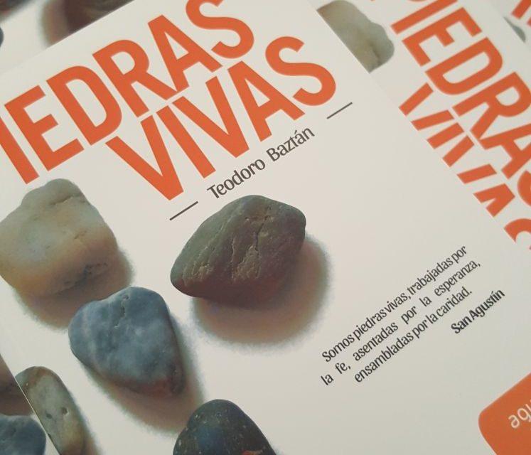 """""""Piedras vivas"""", un libro dedicado a la Fraternidad Seglar"""