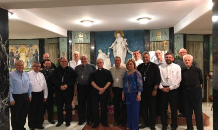 Visit of the Bishops of Panama to the General Curia