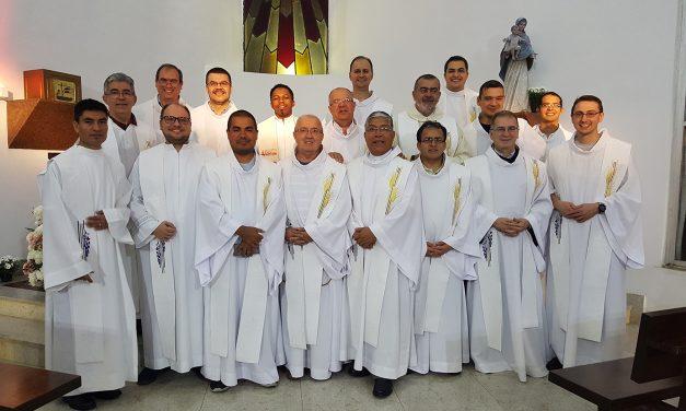 Las Provincias Santo Tomás, San José y Santa Rita siguen dando pasos para su unión