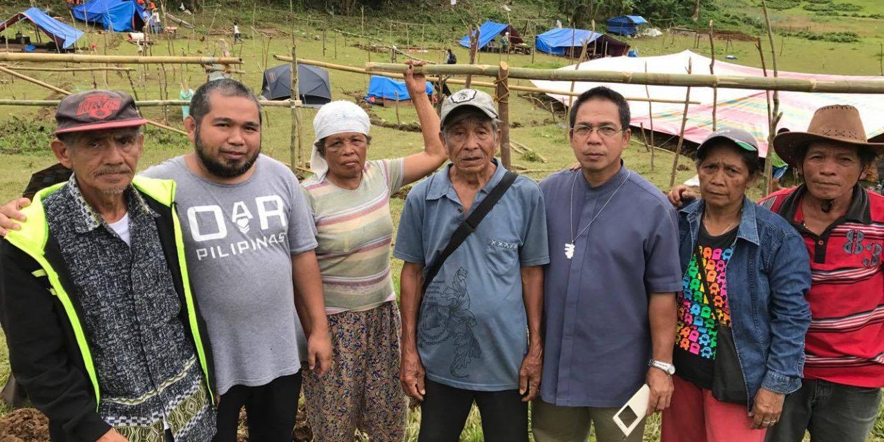 ARCORES Filipinas atiende a las víctimas del terremoto de Leyte