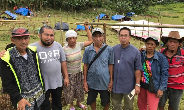 ARCORES Philippines organizes ECO-Tabang for Earthquake victims