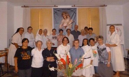 """""""Muéstranos Señor tus caminos"""", XII Capítulo General de las Misioneras Agustinas Recoletas"""