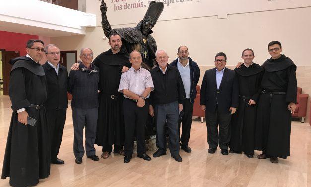 El Prior General preside en Guatemala la segunda reunión de la Comisión para la unión de las provincias de Nuestra Señora de la Candelaria y de Nuestra Señora de la Consolación