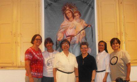 As Missionárias Agostinianas Recoletas elegem seu novo equipe de governo