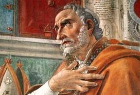 St. Augustine: to live, pray and love