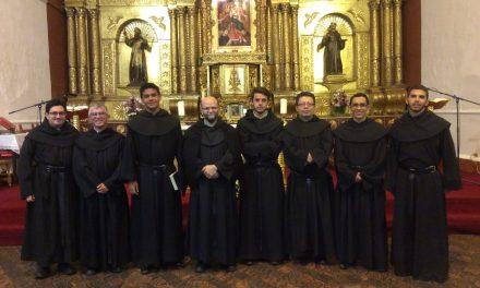 Curso sobre la vida monástica en san Agustín para novicios de El Desierto de la Candelaria (Colombia)