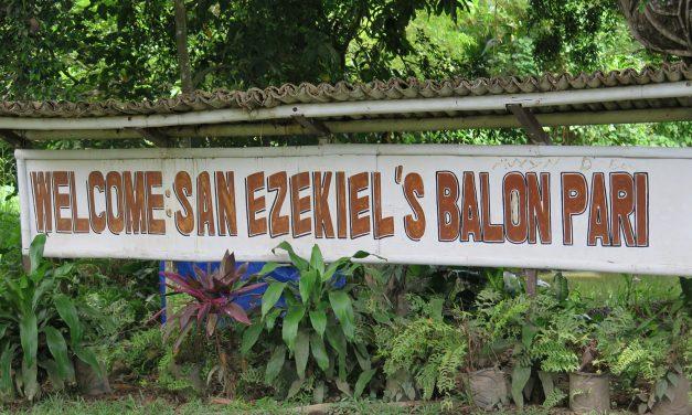 La huella de San Ezequiel sigue viva en Filipinas