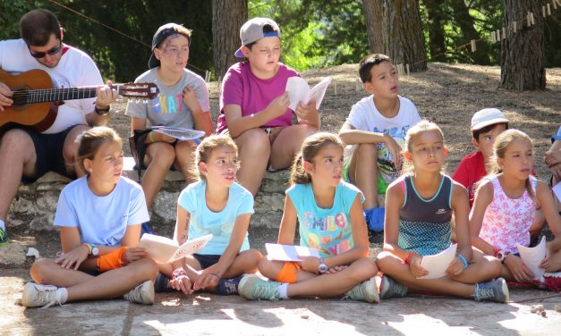 Summer camps JAR: an experience that transforms lives